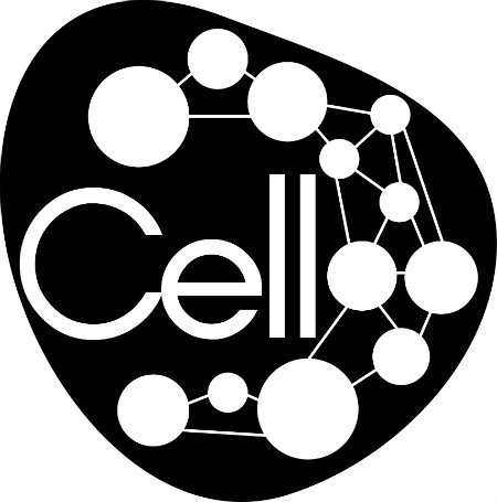 Word 'Cell' in a biological cell